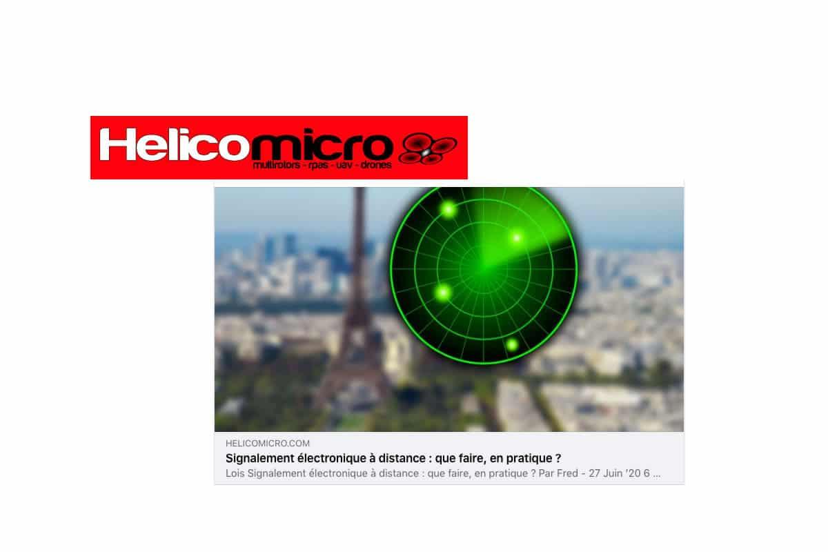 Article HelicoMicro.com